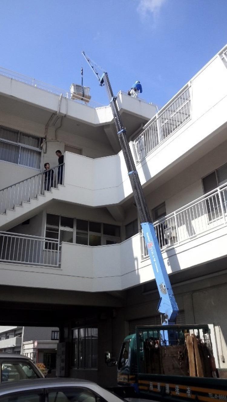 機械・資材吊り