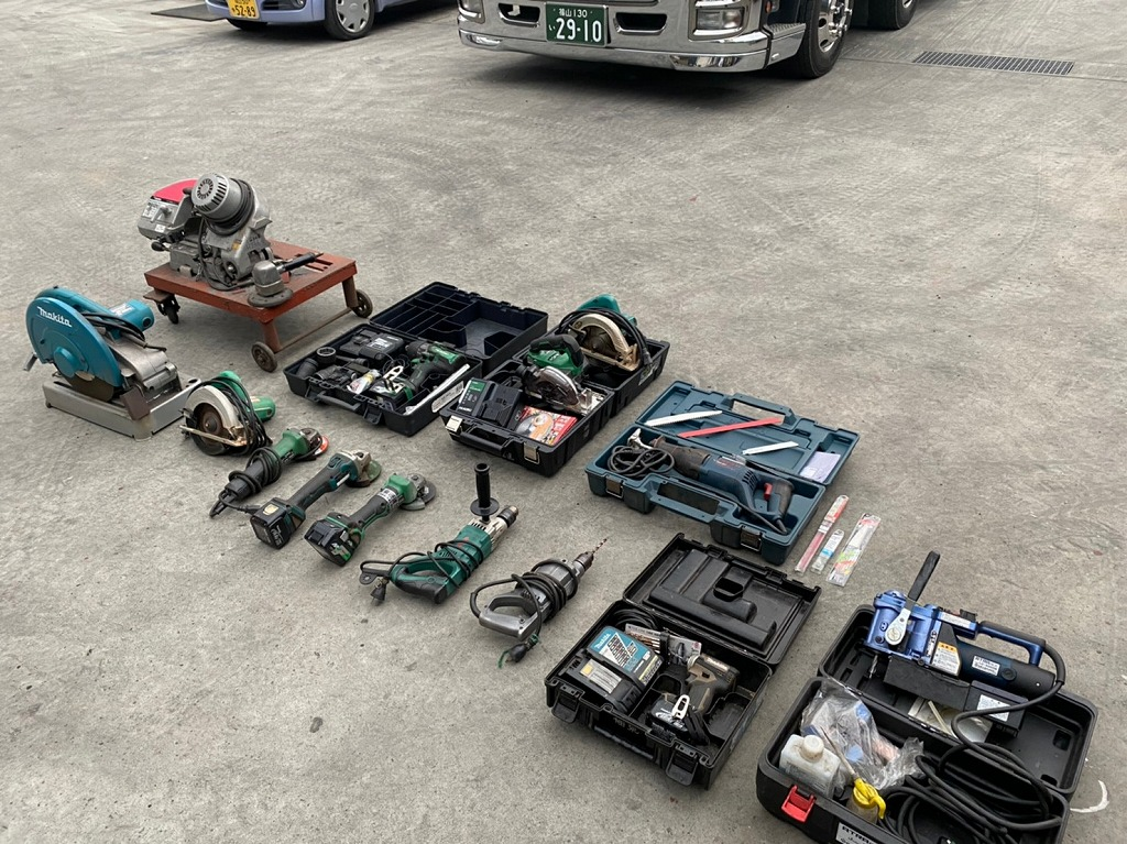 電動工具各種